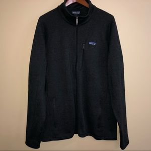 Patagonia Better Sweater Jacket Full Zip Sz XL EUC